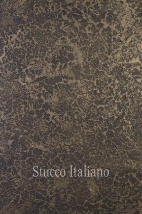 Lava Stucco with crater effect finish