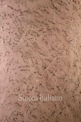 Lava Stucco with copper/platinum effect finish