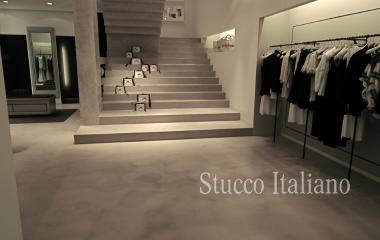 Venezia Stucco floor finishes