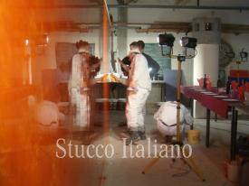 training in stucco