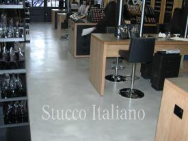 flooring stucco
