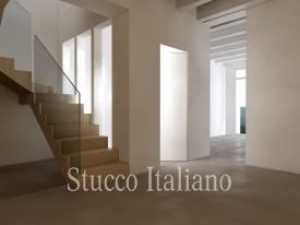 stucco no varnish