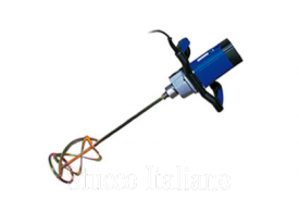 electric mixer with beater